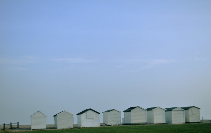 white beach huts2