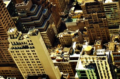 City descent